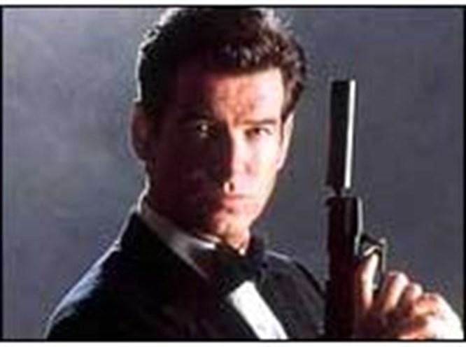 Emekli Bond Topkapı Sarayı'nı soyacak